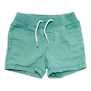 Baby Gap Teal Pull On Shorts